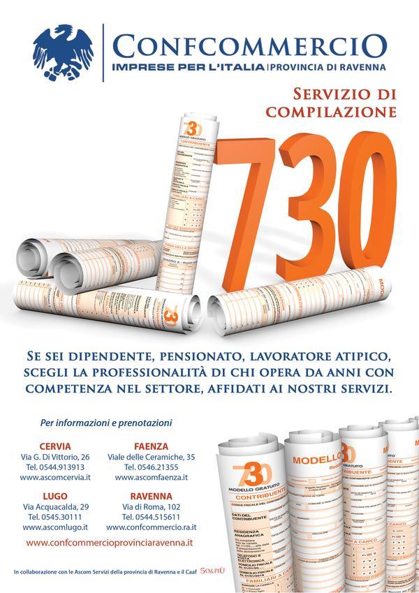 SERVIZIO DI COMPILAZIONE 730