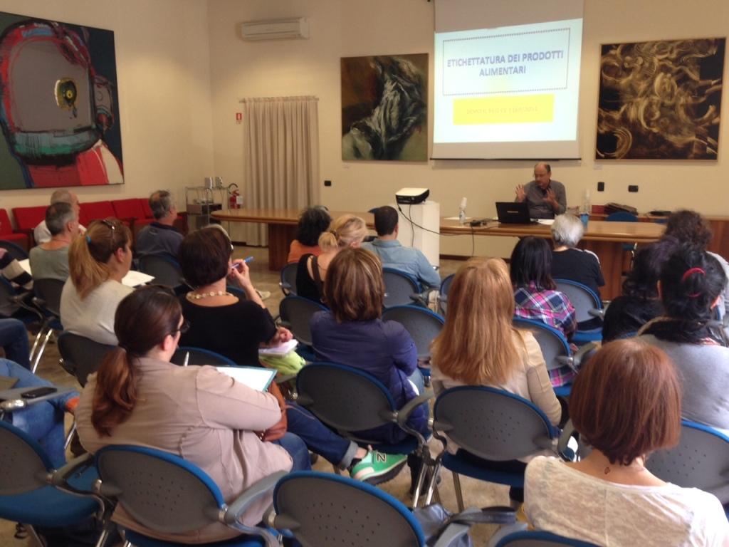Seminario di approfondimento allergeni ed etichettatura prodotti alimentari 5 maggio 2015