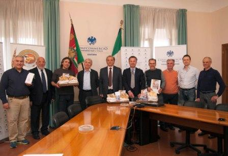 Conferenza Stampa provinciale di presentazione 'Pane e Carlino' 17 aprile 2015